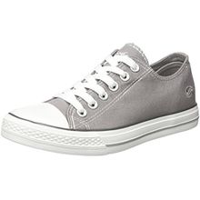 Dockers by Gerli 36UR201-710500, Damen Sneakers, Grau (Hellgrau 210), 37 EU (4 UK)