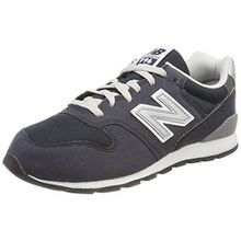 New Balance Unisex-Kinder Sneaker, Blau (Navy), 36 EU (3.5 UK)