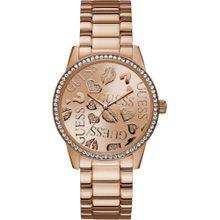 GUESS Uhr 'Smooch, W1205L3' rosegold