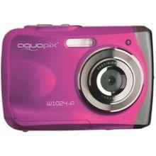 "easypix Unterwasser Digitalkamera Aquapix W1024 ""Splash"" - pink"