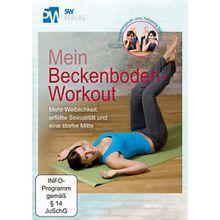 Mein Beckenboden-Workout, 1 DVD Hörbuch