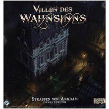 Villen des Wahnsinns, Strassen von Arkham (Spiel-Zubehör)