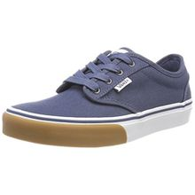 Vans Unisex-Kinder Atwood Sneaker, Blau (Gum Bumper), 35 EU