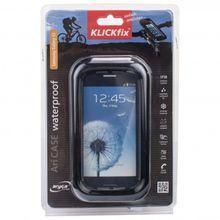 RIXEN & KAUL - KLICKfix Aricase Samsung Galaxy S3 transparent /schwarz