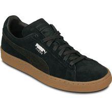 Puma Sneaker - SUEDE CLASSIC CITI schwarz