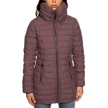 Naketano Steppjacke in lila für Damen