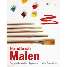 Buch - Handbuch Malen