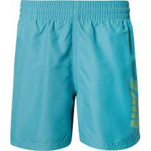 NIKE Badeshorts '4 Volley' blau