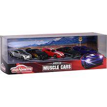 Muscle Cars 5 Stück Geschenkset bunt