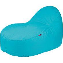Outdoor-Sitzsack Slope XL, Plus, aqua blau