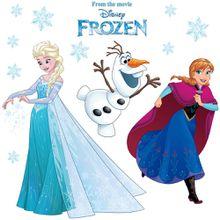 "Komar Fenster-Sticker ""Frozen"""