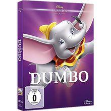 BLU-RAY Dumbo (Disney Classics) Hörbuch