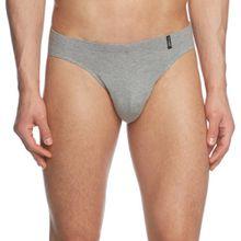 Skiny Herren Slip Option Men/2710 Hr. Brasil Slip, Gr. 7 (XL), Grau (9537 MELANGE)