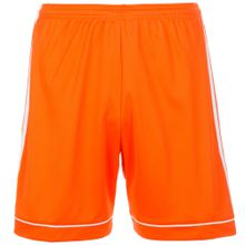 ADIDAS PERFORMANCE 'Squadra 17' Shorts orange / weiß