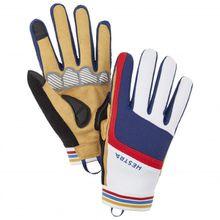 Hestra - Bike Guard Long - Handschuhe Gr 10;11;6;7;8;9 grau/weiß;schwarz/grau;grau/beige/blau