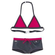 Buffalo Triangel-Bikini mit trendiger Hotpants