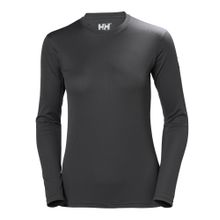 HELLY HANSEN 'HH Tech Crew' Funktionsshirt schwarz