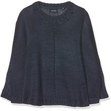 Blue Seven Mädchen Pullover 769033 X, Blau (Dk Blau 574), 122