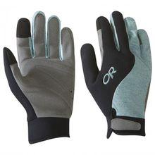 Outdoor Research - Upsurge Paddle Gloves - Handschuhe Gr S grau/schwarz