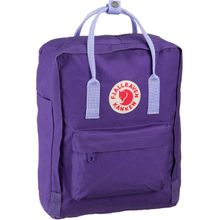 Fjällräven Rucksack / Daypack Kanken Purple/Violet (16 Liter)