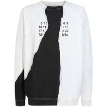 Maison Margiela Sweatshirt - Weiß (46, 48, 50, 52)