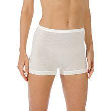 Mey Basics Exquisite Damen Leggings Weiß 40
