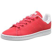 adidas Damen Stan Smith Kurzschaft Stiefel, Pink (Core Pink/Core Pink/FTWR White), 38 2/3 EU