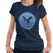 Pokemon The Guardian Of The Sea Lugia Women's T-Shirt