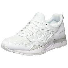 Asics Unisex-Erwachsene Gel-Lyte V Sneaker, Weiß (White/White), 38 EU