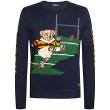 Polo Ralph Lauren Pullover - Blau (L, M, S, XL, XXL)