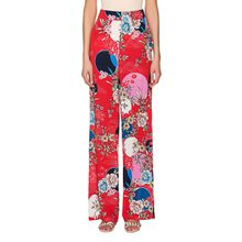 Wide Leg Asia Red