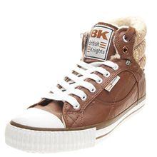 British Knights  Atoll 2.0, Damen Sneaker braun braun, braun - braun - Größe: 40 EU