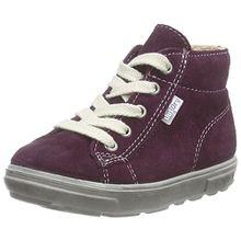 Ricosta Zaini, Mädchen Hohe Sneakers, Violett (Merlot 360), 22 EU (5.5 Kinder UK)