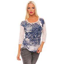 Key Largo Damen T-Shirt DLS ETHNO - Gr. S