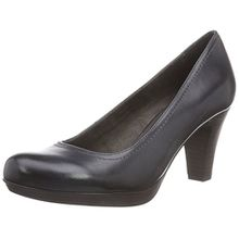 Tamaris 22410, Damen Pumps, Blau (Navy 25 805), 38 EU (5 Damen UK)
