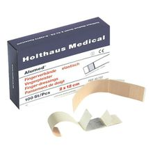 Holthaus Medical 100er-Pack Fingerverband »ALUMED«