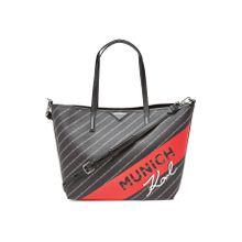 Karl Lagerfeld STYLEBOP.com Exclusive Bedruckter Shopper K/Cities Munich mi