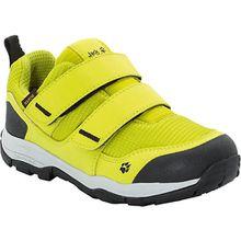 Sneakers Low gefüttert MTN ATTACK 3 TEXAPORE LOW  lime Jungen Kleinkinder