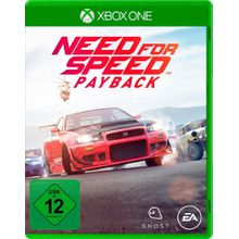 Need for Speed: Payback Xbox One, Software Pyramide