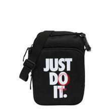 Nike Sportswear Tasche 'HERITAGE' schwarz