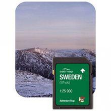 Satmap - Schweden (ADV 1:25k) - SD-Karte Standard