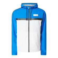 Relaxed Fit Trainingsjacke mit Kapuze