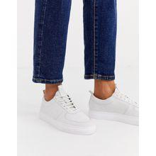 Grenson – Weiße Leder-Sneaker