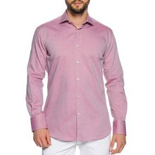Milano Hemd Regular Fit in rot für Herren