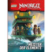 Buch - LEGO Ninjago: Die Meister der Elemente