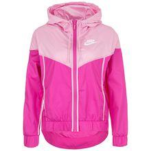 Nike Sportswear Sportswear Windrunner Damen rosa/weiß Damen