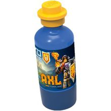 LEGO Trinkflasche Nexo Knights, 500 ml blau