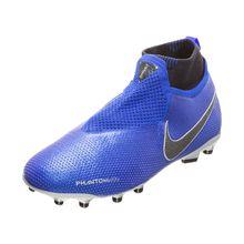 Nike Performance Phantom Vision Elite DF MG Fußballschuh Kinder blau