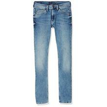 Pepe Jeans Jungen Tracker Jeans, Blau (Denim), 10 Jahre