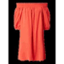 Off Shoulder Kleid aus Lyocell